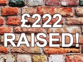 Baking for Bricks Fundraising Total Announced