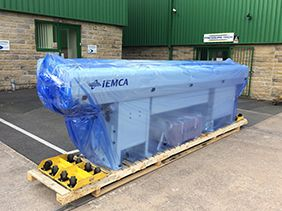 Our New Sliding Head Machine Arrives