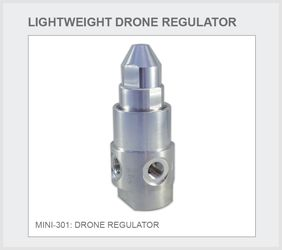 Lightweight UAV Drone Regulator