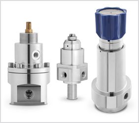 Pressure Tech Hydrogen Pressure Regulators - Now Available to View Online