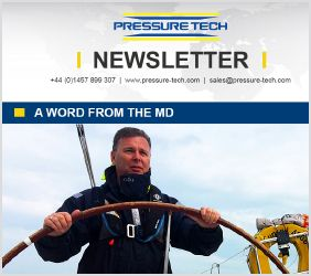 Pressure Tech newsletter - July 2019
