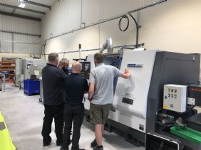 Investment in new CNC machine confirms exceptional ROI