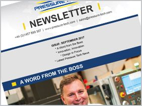 Pressure Tech Newsletter - September 2017
