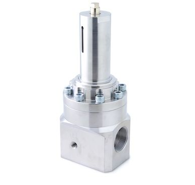 Pressure Tech HF251 High-Flow Piston-Sensed Pressure Regulator