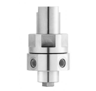 Pressure Tech AUTO875 Piston-Sensed Pressure Regulator for Hydrogen Fuel Cell Passenger Vehicles