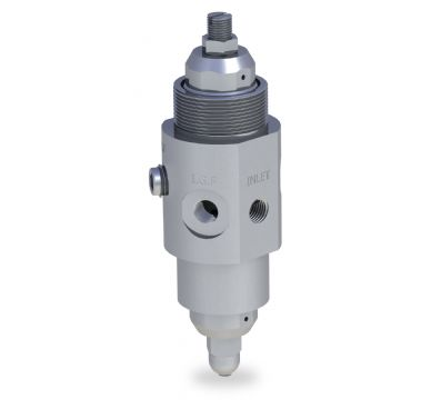 Pressure Tech LW-TS414 Piston-Sensed Lightweight Two-Stage Pressure Regulator