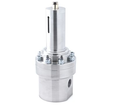 Pressure Tech HF300 High-Flow Piston-Sensed Pressure Regulator