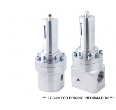 High Flow Pressure Regulators
